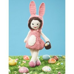Easter Lily Doll in Lily Sugar 'n Cream Solids