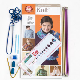 Boye I Taught Myself To Knit (DVD not included)