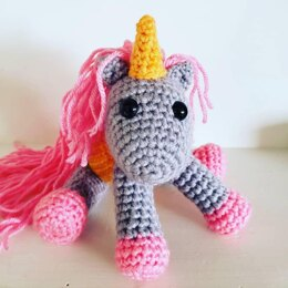 Mini Sassy Unicorn