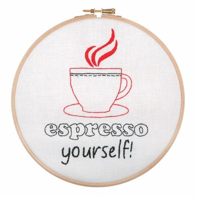 The Kitchen Collection - Espresso Yourself