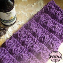 Puffs A-Plenty Dishcloth