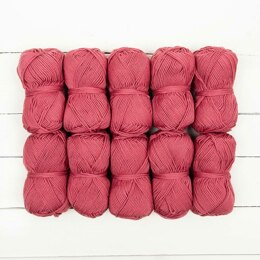 Debbie Bliss Baby Cashmerino 10 Ball Value Pack