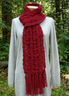 Out-Of-The-Box-Scarf - PA-308 (crochet)