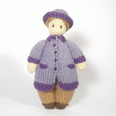 ELLIE Crochet Tilda Doll Amigurumi - Luxury Doll in lush georgeous ... | 390x390