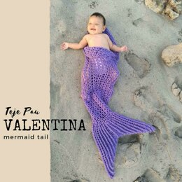 Valentina Mermaid Tail