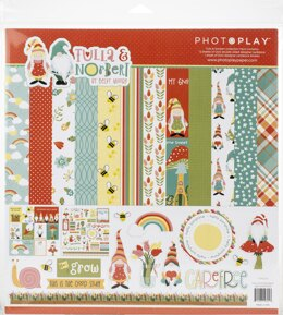 "Photoplay Paper PhotoPlay Collection Pack 12""X12"" - Tulla & Norbert"