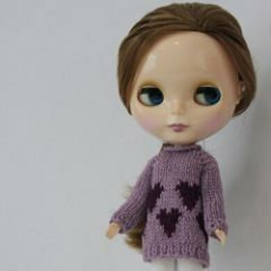 Cyndi Sweater for Blythe