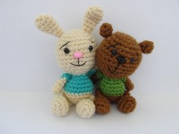 Bunny and Bear Buddies