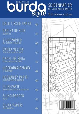 Burda Style Grid Paper for Dressmaking