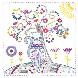 Un Chat Dans L'Aiguille My Tree of Life Embroidery Kit