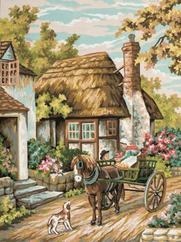 Grafitec Bakers Delight Tapestry Canvas - 30cm x 40cm