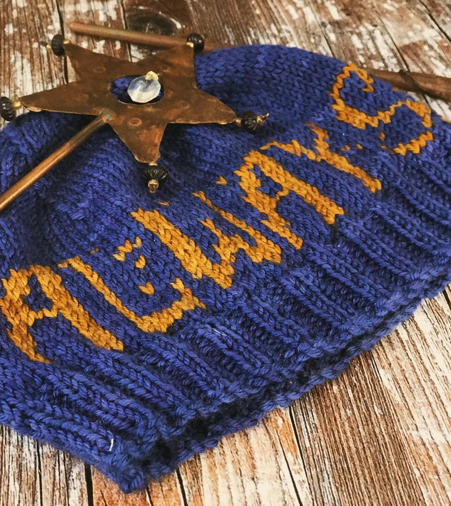 Harry Potter and the Strange Persistent Font Knitting ...