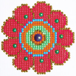 Diamond Dotz Flower Power Embroidery Kit