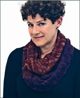 Escalator Cowl in Prism Radiant Petite Madison - FP14 - Downloadable PDF