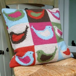 Birdy Cushion