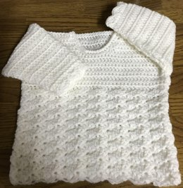 Juliet Sweater for Baby Crochet Pattern (1024)
