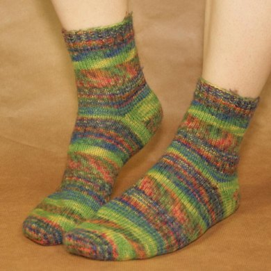 Just your basic sock