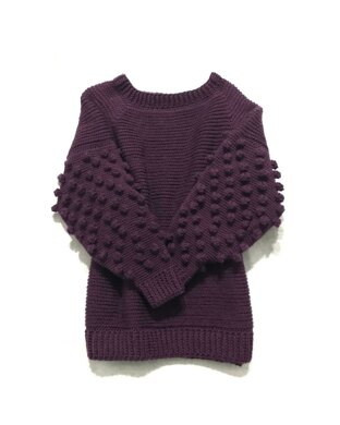 Adult women sweater . The Pop Up sweater
