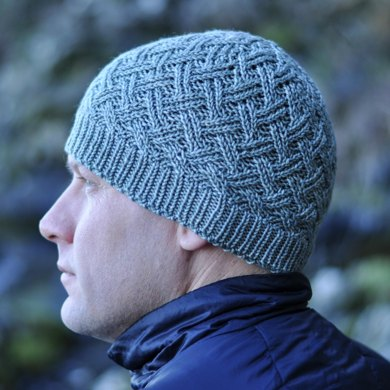 Thicket Toque Knitting Pattern By Catherine Knutsson