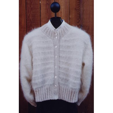 MS 128 Mohair Bomber Jacket