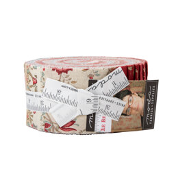 Moda Fabrics French General 2.5in Strip Roll