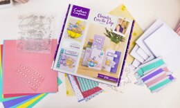 Crafter's Companion Craft Box Kit - Character Over The Edge
