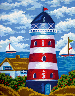 Collection D'Art Lighthouse Tapestry Kit