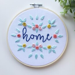 Home Embroidery Pattern