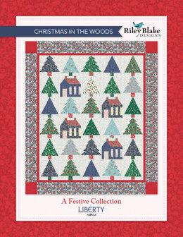 Riley Blake Christmas In The Woods - Downloadable PDF