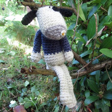 Daisy The Cow Crochet Pattern By Sew Silly Lily