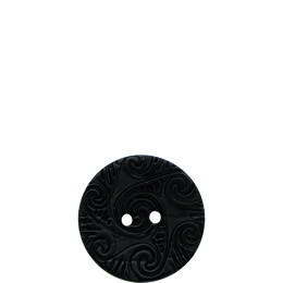 Etched Coconut 23mm 2-Hole Button