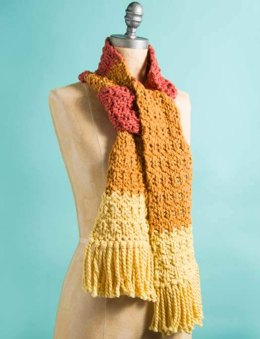 Outer Fast & Fun Scarf in Spud & Chloe - Downloadable PDF