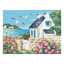 Royal Paris Le Petit Breton Tapestry Canvas - Multi