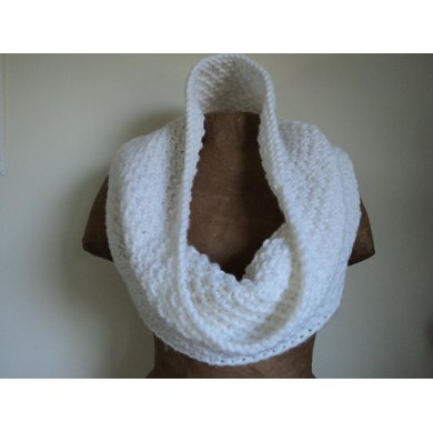 4 Chunky Neck Warmers Textured Knit Pattern