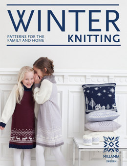 Winter Knitting by MillaMia