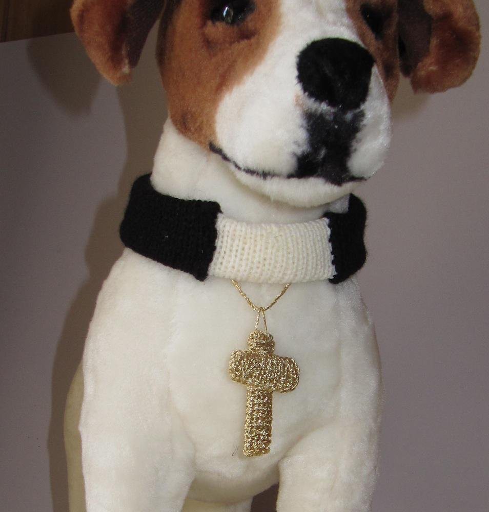 Dog Collar Dog Collar Knitting pattern by madmonkeyknits ...
