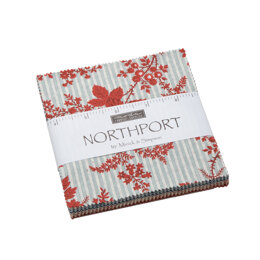 Moda Fabrics Northport Prints 5in Charm Pack
