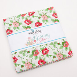 Riley Blake Granny Chic 5in Charm Pack