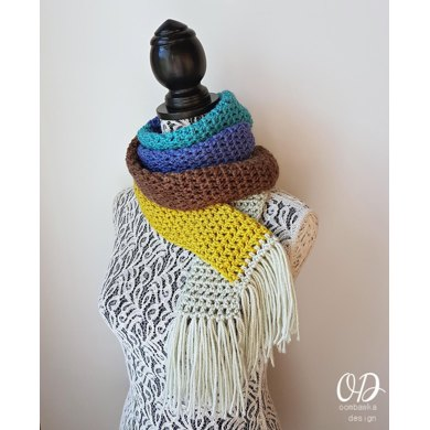 Sinfully Simple Unisex Winter Scarf
