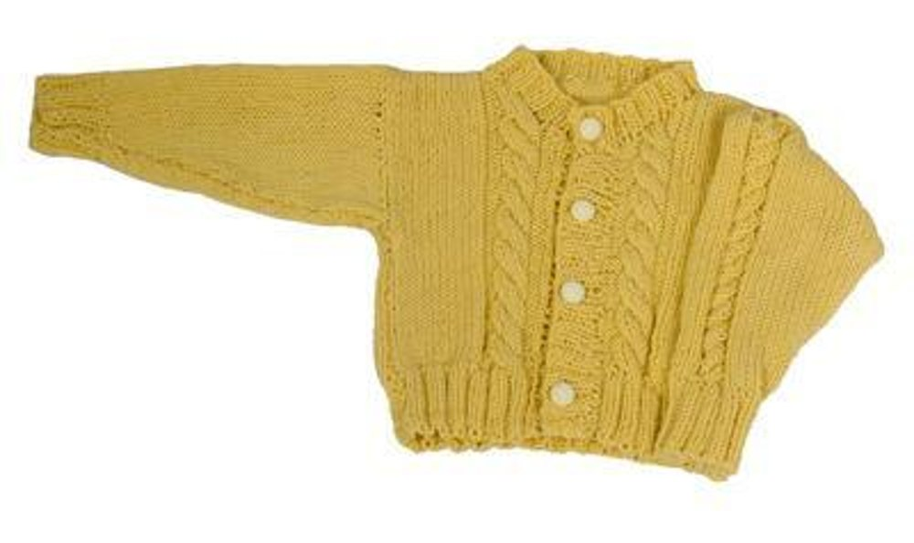 Knitting Pattern Central Headbands : Easy Baby Cable Cardigan Knitting pattern by Momogus Knits Patterns Knittin...