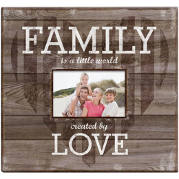 "MBI Family Love Post Bound Album W/Window 12""X12"" - Family Love"