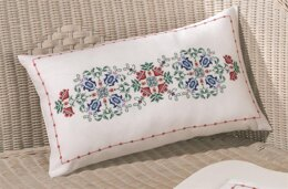 Permin Timeless Cushion Cross Stitch Kit