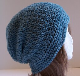Ginger Slouchy Hat