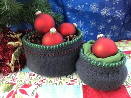 Felted Blessing Bowls