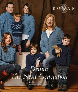 Denim - The Next Generation von Rowan