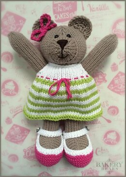 Mrs Bakery Bear
