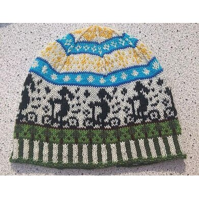 Scooter beanie