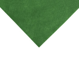 Groves Acrylic Felt Piece Emerald - Green (9in x 12in)