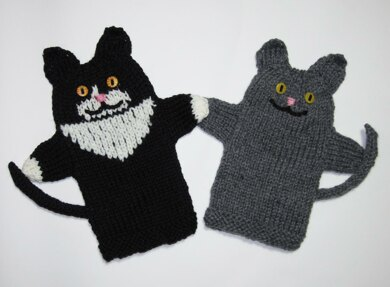 Kitty Puppets