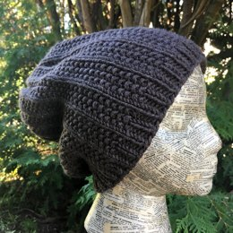 Men's Hat Knitting Patterns | LoveCrafts, LoveKnitting's New